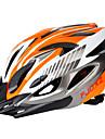 Adulte Casque de vélo 18 Aération Réglable ESP+PC Des sports Cyclisme / Vélo Vélo Cyclisme - Noir / Rouge Noir / bleu. Argent + Orange. Unisexe
