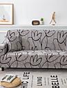 Накидка на диван Разные цвета Активный краситель Полиэстер Чехол с функцией перевода в режим сна