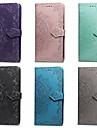 Capinha Para Samsung Galaxy J6 / J4 Carteira / Porta-Cartao / Com Suporte Capa Protecao Completa Mandala Rigida PU Leather para J6 / J4
