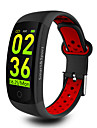 KUPENG Q6S Γιούνισεξ Έξυπνο βραχιόλι Android Bluetooth Αθλητικά Αδιάβροχη Συσκευή Παρακολούθησης Καρδιακού Παλμού Μέτρησης Πίεσης Αίματος Οθόνη Αφής / Χρονόμετρο / Παρακολούθηση Δραστηριότητας