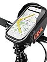 Bike Handlebar Bag 5.5 inch Cycling for iPhone 8 Plus / 7 Plus / 6S Plus / 6 Plus Black