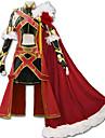 Inspirerad av Öde / Grand Order Alexander Iskandar Animé Cosplay-kostymer cosplay Suits Konst Dekor / Nyhet Kjol / Korsett / Kappa Till Unisex