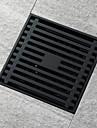 排水口金具 新デザイン コンテンポラリー 真鍮 1個 - 浴室 床取付け
