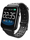 Indear Y6pro Άντρες Έξυπνο βραχιόλι Android iOS Bluetooth Smart Αθλητικά Αδιάβροχη Συσκευή Παρακολούθησης Καρδιακού Παλμού Μέτρησης Πίεσης Αίματος / Παρακολούθηση Δραστηριότητας / Παρακολούθηση Ύπνου