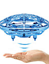 RC Dronă Flyingball UFO-01 Mini RC Drone Hand Controlled RTF 6 Axe Quadcopter RC Lumini LED / Planare 1 Cablu USB / Manual Utilizator / 1 Șurubelniță