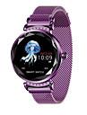 BoZhuo H2C Γυναικεία Έξυπνο βραχιόλι Android iOS Bluetooth Αθλητικά Αδιάβροχη Συσκευή Παρακολούθησης Καρδιακού Παλμού Μέτρησης Πίεσης Αίματος Θερμίδες που Κάηκαν / Παρακολούθηση Ύπνου / Ξυπνητήρι