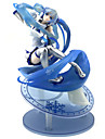 Anime Action Figures Inspired by Vocaloid Snow Miku PVC(PolyVinyl Chloride) 25 cm CM Model Toys Doll Toy