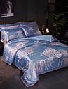 Duvet Cover Sets Luxury Polyster Jacquard 4 PieceBedding Sets