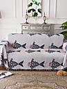 Sofa Throw, Cartoon Cotton / Polyester Tassel Blankets
