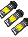 UDI U31/U31W/U36/T25/U34W/U36WH /U31R/AA108 7.4V 350mAh 3 Pieces Over Charging Protection