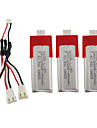 XK K120 7.4V 450 mAh 1set batteri