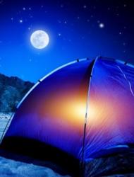 Camping och vandring