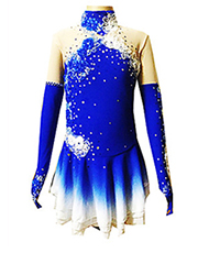 Robe de Patinage