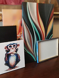 Stretched Canvas Prints